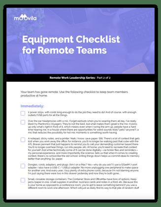 EquipmentChecklist-Cover
